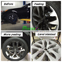 Bent wheel Same day service