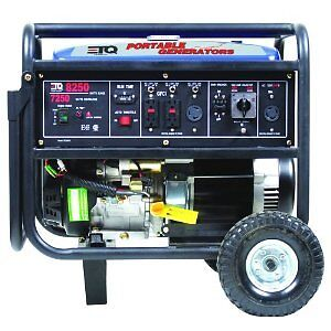 14HP Generator 8250 Surge 7250 Run Watt Very Clean Low Hours