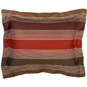 Dark Brown Pillow Shams Ebay