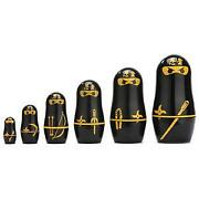 Black Russian Dolls