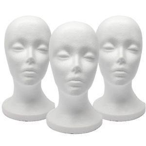 Wig Head Mannequin