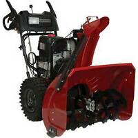 WANTED Full Size Snowblower