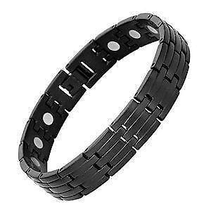 Mens Magnetic Bracelet | eBay
