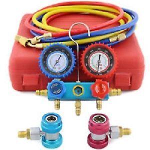 Systeme de cadrans et accessoires pour refrigeration air climati
