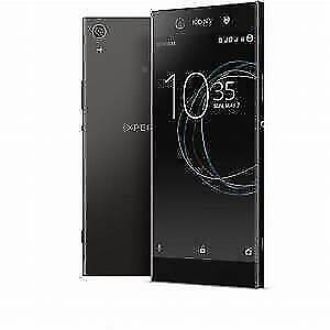 Sony Xperia Xa1 Ultra (32 gb, noir, neuf)