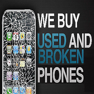I WILL BUY YOUR DAMAGED &BROKEN IPHONE 6 / 6S / 6PLUS/ 7/ 8 / X