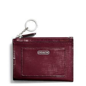 Burgundy Patent Leather Handbags