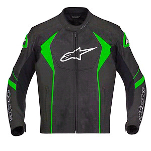 Alpinestars Jacket and Icon Helmet