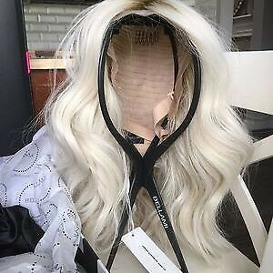 "H HUMAN HAIR WIG ANASTASIA 14"" BODY WAVE"