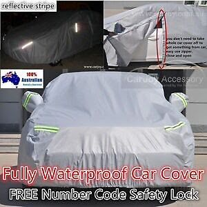 Double Thick Anti UV Ray Rain Dust Protect  Waterproof Car Cover Oatlands Parramatta Area Preview