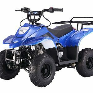 $949 YOUTH A.T.V.'S 110 CC TO 250 CC WITH WARRANTY AND FEATURES!