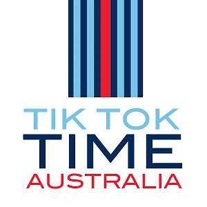 tik tok Time Australia