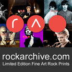 Rockarchive.com Ltd