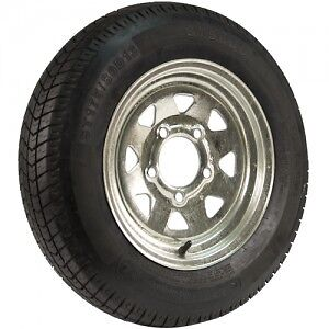 pneu remorque - roulotte 205 75 14 ST neuf monté