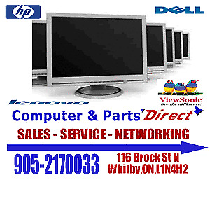 "22"" Leaseback HP LCD Height Adjustable Monitors Blowout"