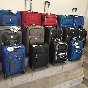 3 PCS HARD TOP LUGGAGE SET FOR $149 WITH ROTATING WHEELS Peterborough Peterborough Area image 1