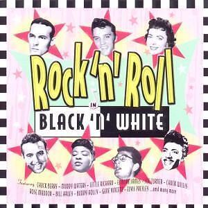 VARIOUS ARTISTS-Rock N Roll In Black N White  CD NEU