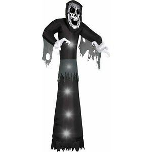 **Brand New**10' Airblown Inflatables Giant Beckoning Reaper