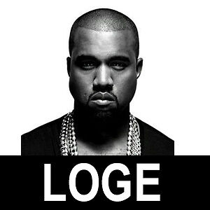 2-4 Kanye West Loge Tables - Oct.15th Rogers Place