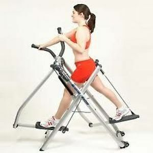 Excellent Tony Little Gazelle Excercise Machine SEE VIDEO