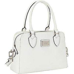 White Tignanello Leather Handbag