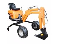 360 slew Spider mini digger kit self trailering