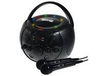 RockJam Karaoke Party Pack – Black - £30 – RRP £49.99