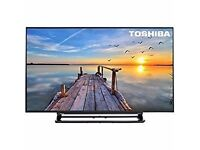 Brand New Toshiba Smart 40in 4K 3D TV