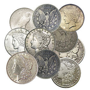 Paying top dollar for your silver coins !!!!