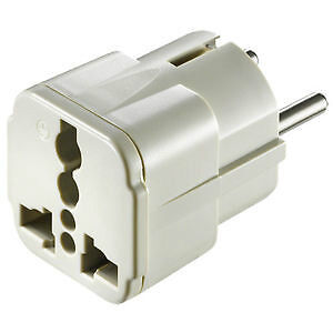 Dynex Grounded Adapter Plug (DX-TPLUGE)