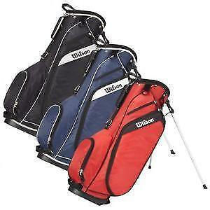 Wilson Profile Carry Golf Bag with Stand