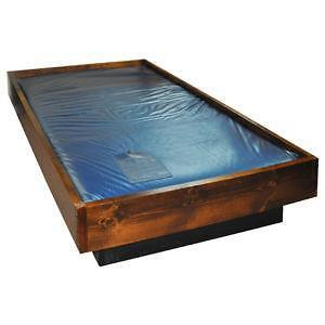 Super Single Waterbed Mattress Ebay