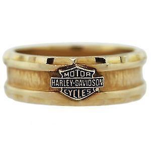 harley davidson ladies ring - Harley Wedding Rings