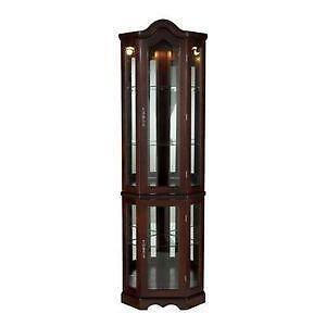 Curio Cabinet Ebay