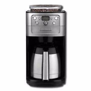 Cuisinart Automatic Burr Grind and Brew Coffee machine DGB-900bc