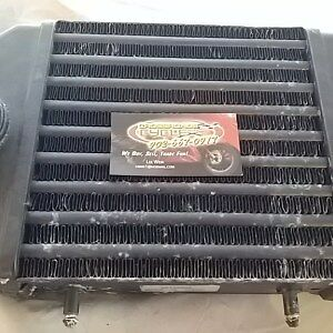 2011 Arctic Cat Z1 Turbo Intercooler