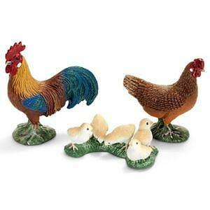 Vintage Rooster Decor