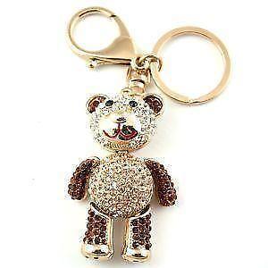 535b28d7876 Rhinestone Keychain | eBay