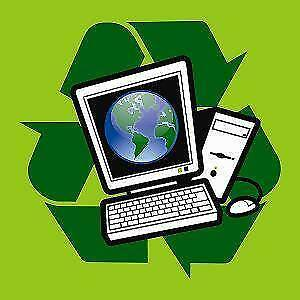 Wanted: Your E-Junk!Recycle, Reuse, Refurbish!