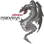 midana-sticker