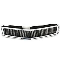 CHEVY TRAVERSE GRILLE 2009 2010 2011 2012 Winnipeg Manitoba Preview