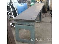 Gimson & Co Leicester Makerg Industrial Workbench
