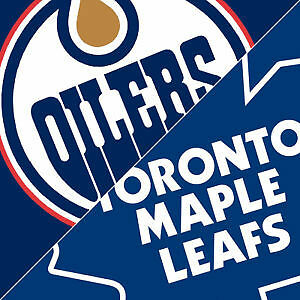 Oilers vs Maple Leafs Cheap Or Trade for diff Game Edmonton Edmonton Area image 1