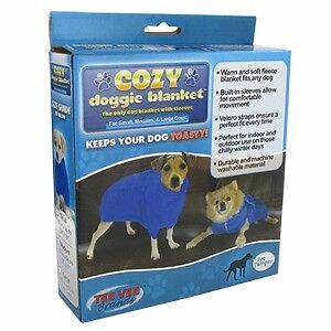 COZY DOGGIE BLANKET