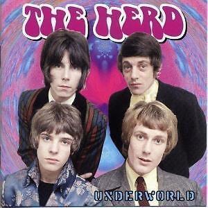 The Herd - Underwold 31 Tracks 2CD Neu!