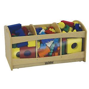 Kids See-Thru Storage Bin Gatineau Ottawa / Gatineau Area image 2