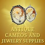 Antique Cameos and Jewelry Supplies