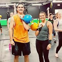 Lunch Time Quickie Kettlebell Classes
