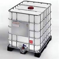 1000 L totes/containers