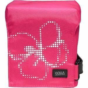 Golla HANNAH G1180 Carrying Case (Flap) for Camera, Camcorder - Pink